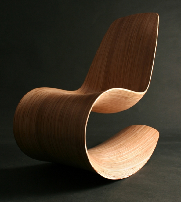 Collection of chairs from designer Jolyon Yates