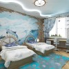 The Element of Water – Boys Rooms Interior