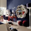 The concept of a child's room Denim