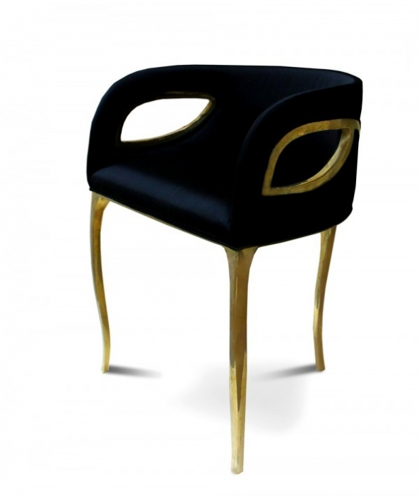 Chair CHANDRA from the KOKET Love Happens Collection