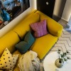Comfortable, Elegant and Stylish Atmosphere in a Tiny Apartment