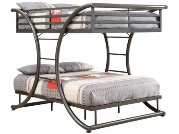 10 Metal Bunk Beds for Kids Room
