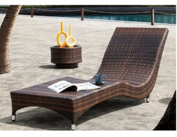 Modern Synthetic Rattan Furniture