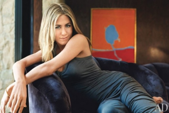 Celebrity Real Estate: Jennifer Aniston's House