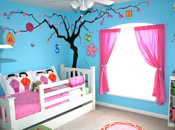 15 Stylish Ways to Decorate Children's Room