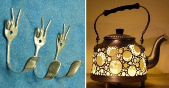 14 Ways to Make a Design Thing From Old Dishes
