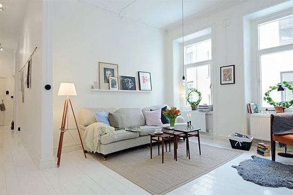 Swedish style of modern apartment apartment interior design homeid
