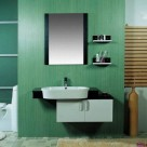 Universal Set of Bathroom Furniture