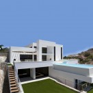 Villa on the Mediterranean Coast 2