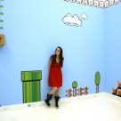 Real Mario Kids Room 2