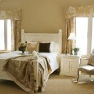 The Bedroom in the Provence Style
