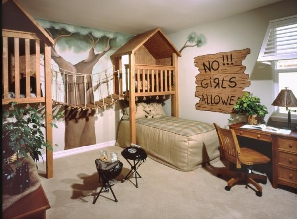 Children's Room for Boys Photo 2