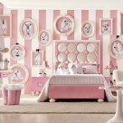 Pink interior for girls of the collection Lolita