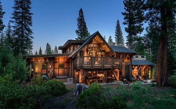 Excellent Home in a Rustic Style 2