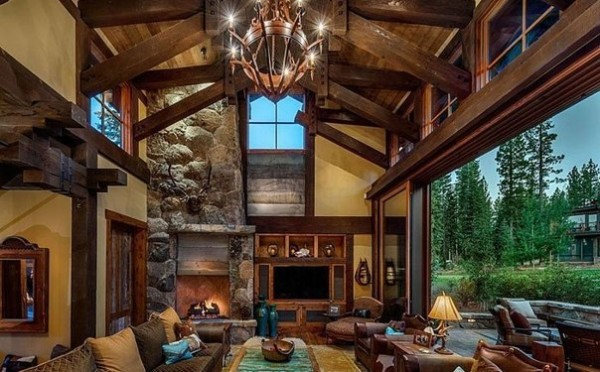 Excellent Home in a Rustic Style 4