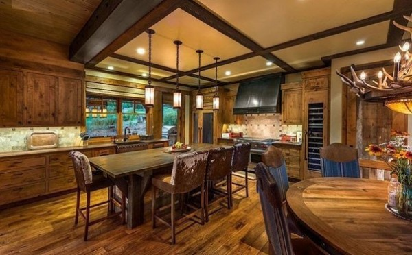 Excellent Home in a Rustic Style 6