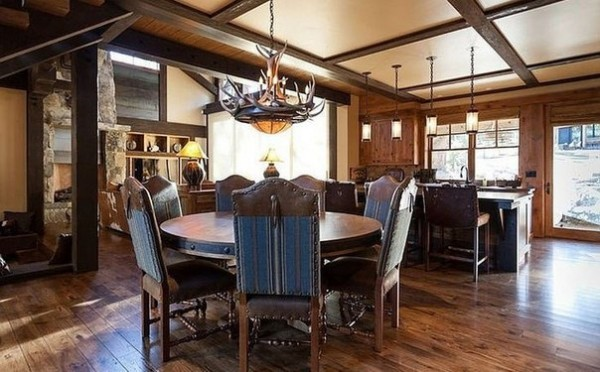 Excellent Home in a Rustic Style 7
