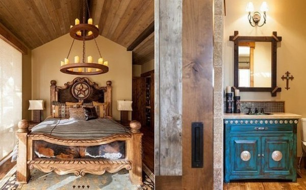 Excellent Home in a Rustic Style 9