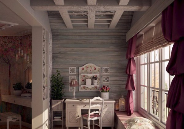Girls Room in the Provence Style 2