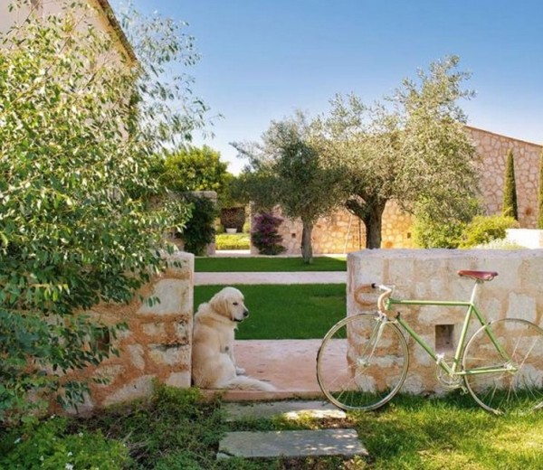 Country House in Mallorca with British influence 4