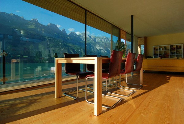 Walensee House on the Lake in Switzerland 5