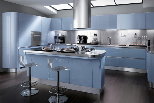 Kitchen in the Empire Style Design Ideas Photo