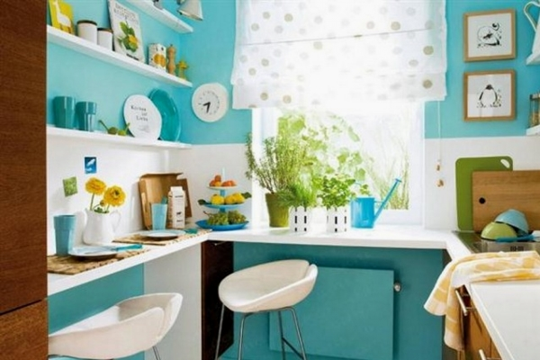 Kitchen in the Empire Style Design Ideas Photo 3