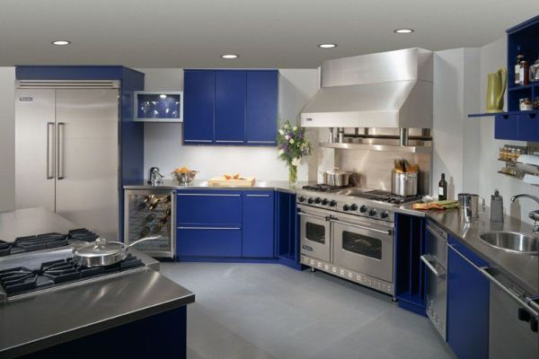 Kitchen in the Empire Style Design Ideas Photo 4