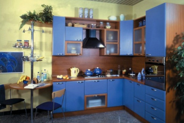 Kitchen in the Empire Style Design Ideas Photo 6