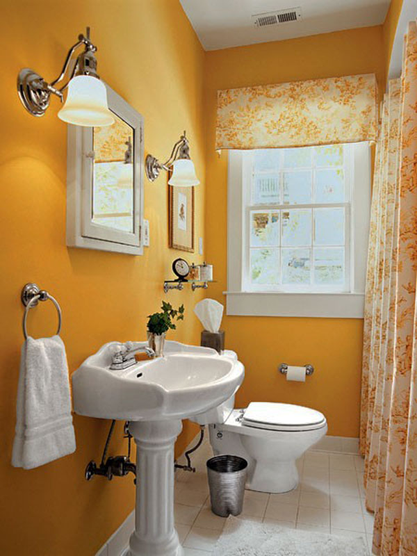 21 Bathroom Design Ideas 15