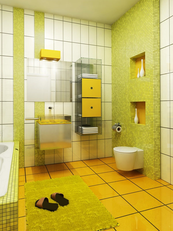 21 Bathroom Design Ideas 21