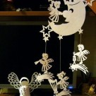 Little Angels – Paper Christmas Decorations