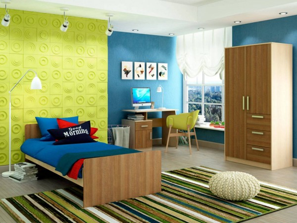 Choosing Modern Furniture for The Kids Room