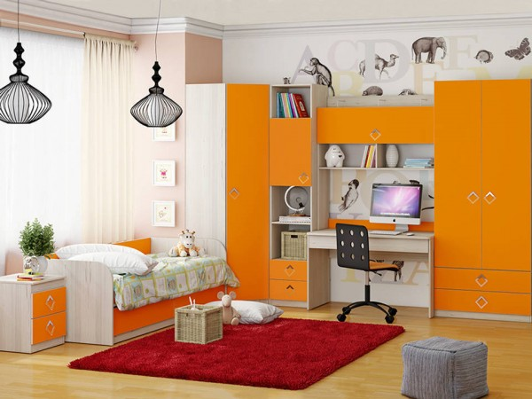 Choosing Modern Furniture for The Kids Room 2
