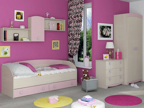 Choosing Modern Furniture for The Kids Room 3