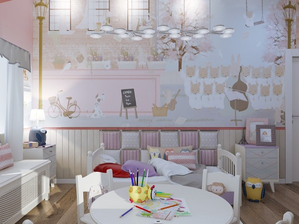 Kids Room Decoration 2
