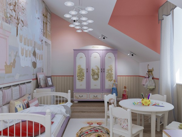 Kids Room Decoration 3