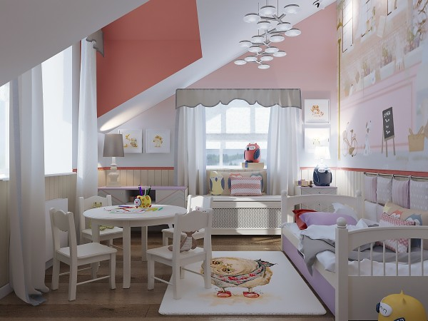 Kids Room Decoration 4