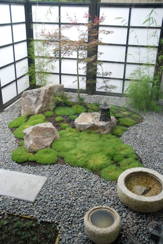 12 Japanese Style Garden Design Ideas 12