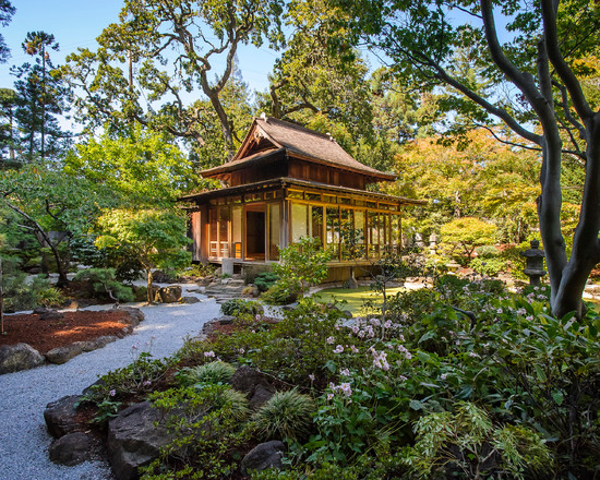 12 Japanese Style Garden Design Ideas 3