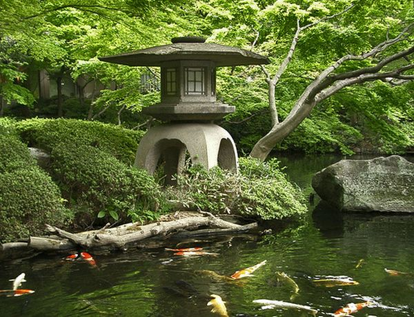 12 Japanese Style Garden Design Ideas 7