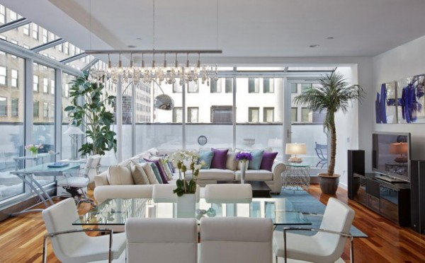 Contemporary Living Room Pictures 3