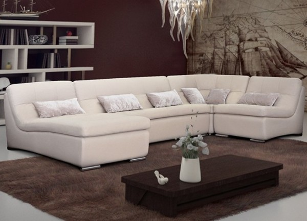 Soft modern furniture