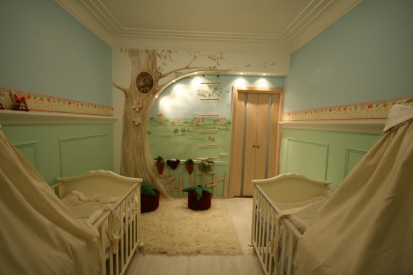 Nursery Decorating Ideas