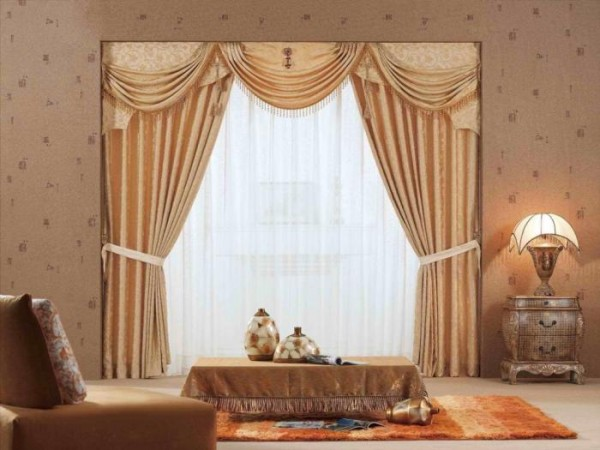 20 Living Room Curtains Ideas 10