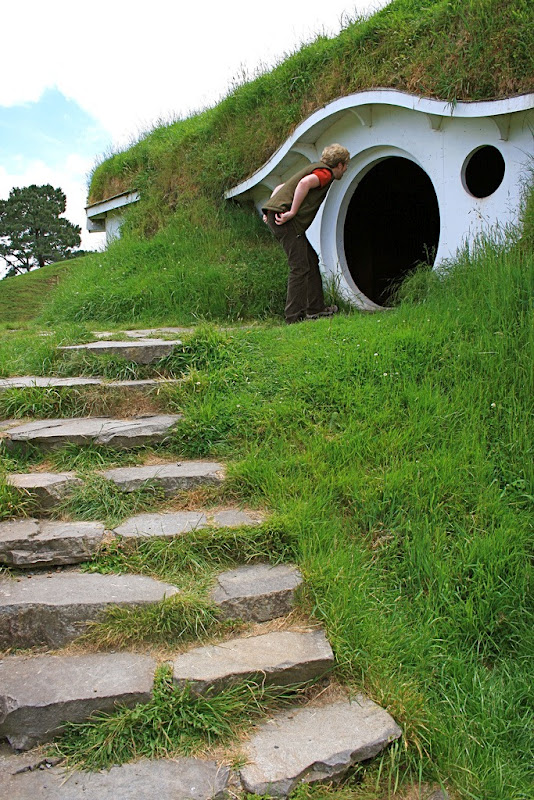 Hobbit Village from Lord Of The Rings 3