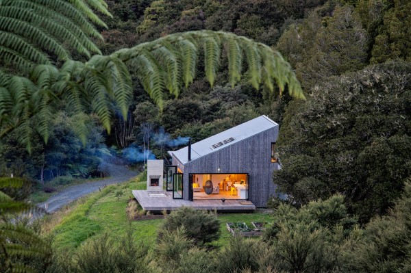 House for a Young Family in New Zealand 2