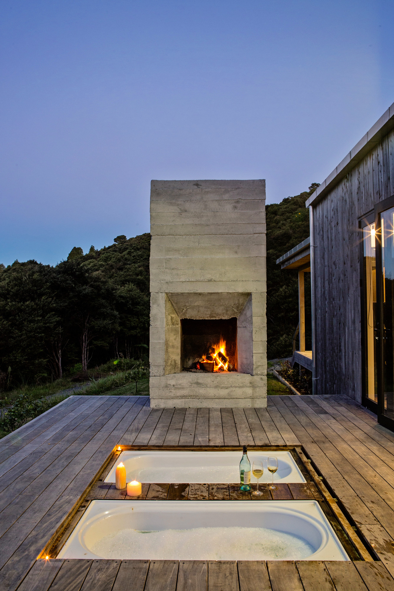 House for a Young Family in New Zealand - Architecture ...