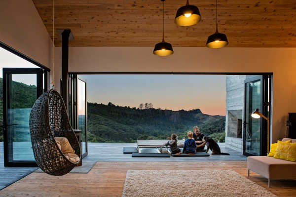 House for a Young Family in New Zealand 5