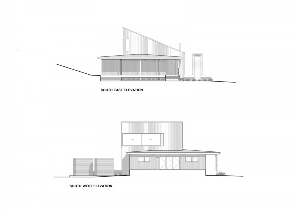 House for a Young Family in New Zealand Plan 2
